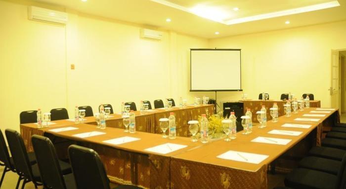 Ameera Boutique Hotel Yogyakarta - Ruang Rapat