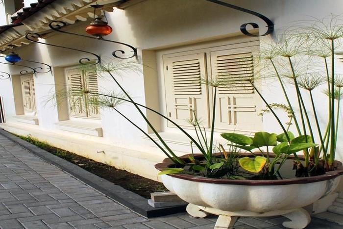 Ameera Boutique Hotel Yogyakarta - Tampilan Luar Hotel