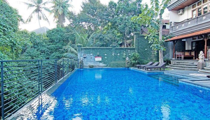 ZEN Premium Monkey Forest Ubud @Pundi Pundi - Kolam Renang