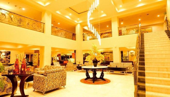 Garden Permata Hotel Bandung - Lobi
