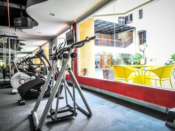 Garden Permata Hotel Bandung - Fitness Center