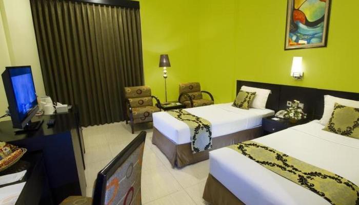 Garden Permata Hotel Bandung - Superior Twin Beds