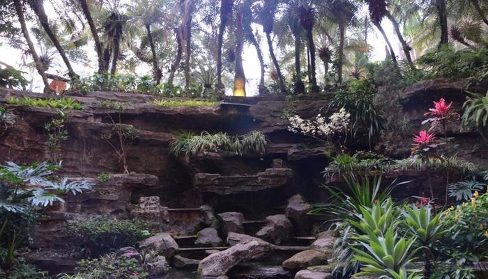 Garden Permata Hotel Bandung - Mini Garden