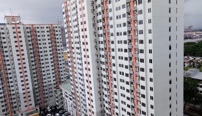 Snowy Wisma Gading Permai Jakarta - Tampak Luar