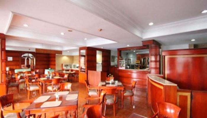 Hotel Alia Matraman Jakarta - Restoran