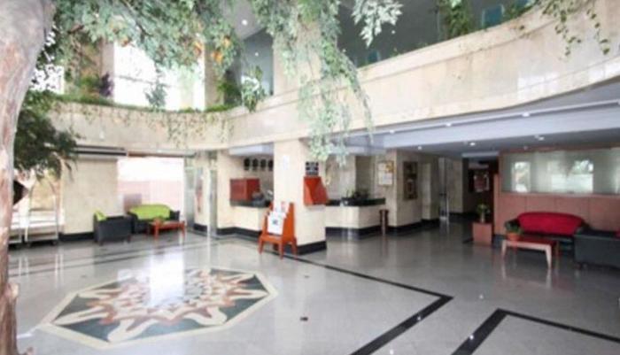 Hotel Alia Matraman Jakarta - lobi
