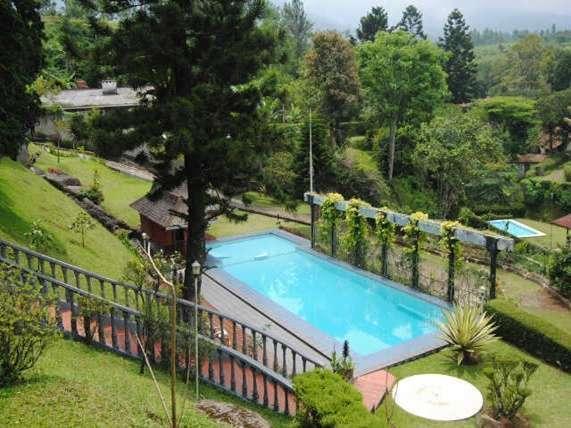 Villa Lembah  Cisampay - Kolam Renang