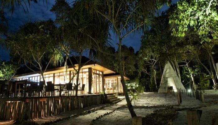 Arumdalu Private Resort Belitung - Restoran