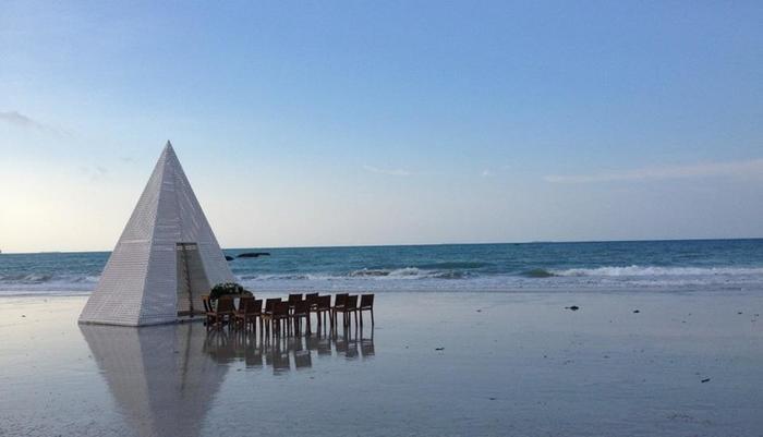 Arumdalu Private Resort Belitung - Pernikahan