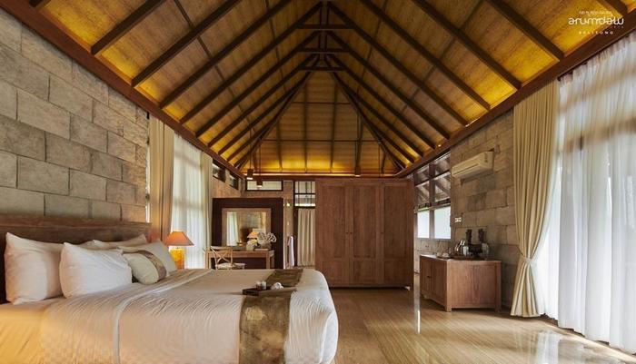 Arumdalu Private Resort Belitung - Room