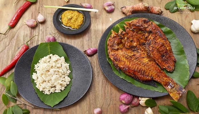 Arumdalu Private Resort Belitung - Cooking Class