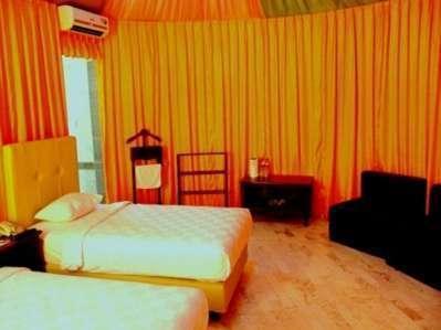 Highland Park Resort Bogor - Kamar Tamu