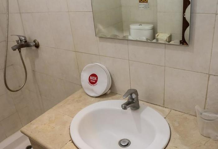 NIDA Rooms Otto Cicendo Trade Center Sumurbandung - Kamar mandi