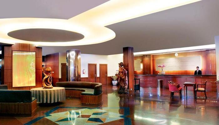 Sanno Hotel Jakarta - Lobby