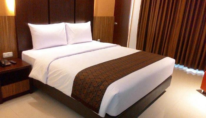 Ardan Hotel Bandung - Kamar Deluxe Double