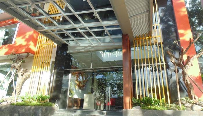 Ardan Hotel Bandung - Masuk