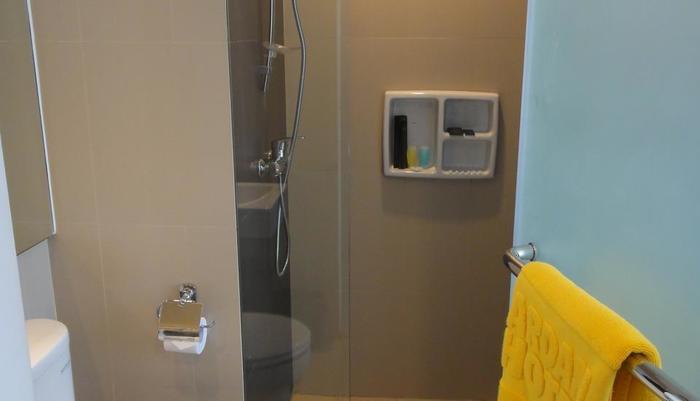 Ardan Hotel Bandung - Kamar mandi deluxe