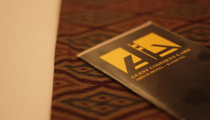 Ardan Hotel Bandung - Fasilitas