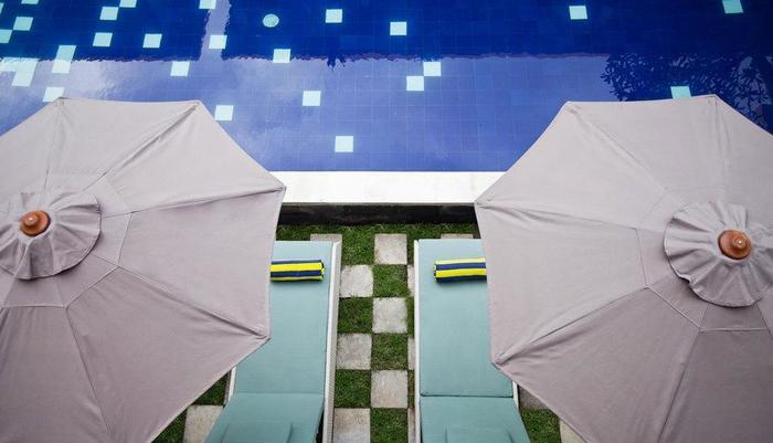 Palloma Hotel Kuta - Sun Deck