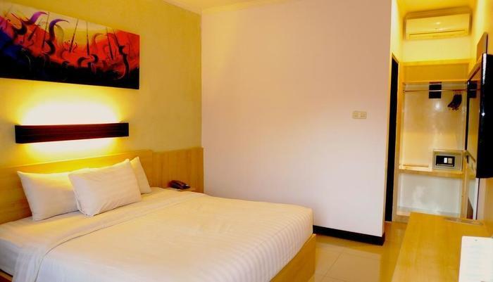 Palloma Hotel Kuta - Deluxe Room