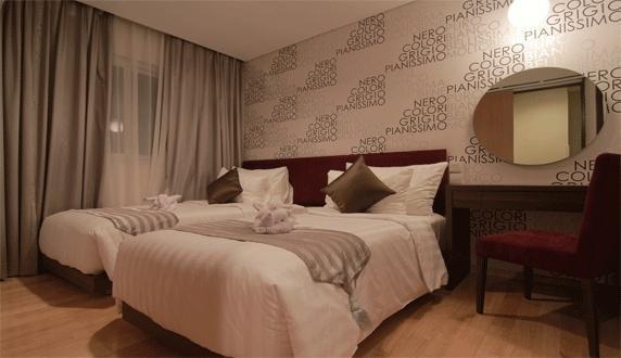 MG Suites Semarang - (12/Feb/2014)