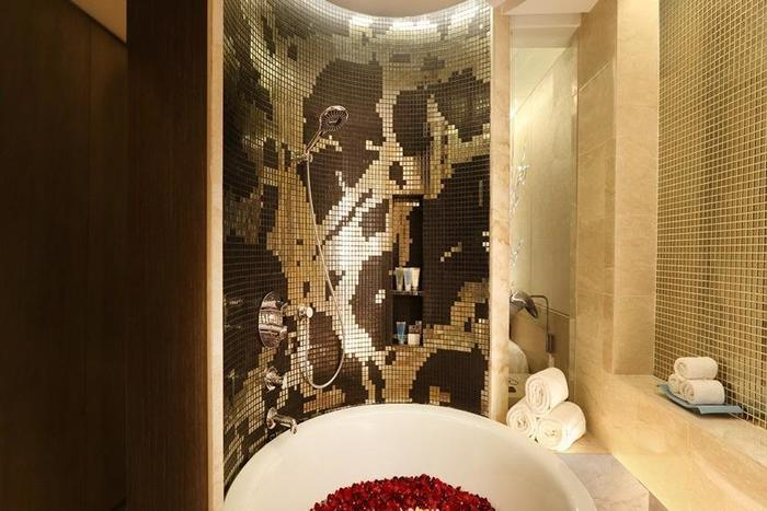 RIMBA Jimbaran BALI by AYANA - Hill Side Bathroom
