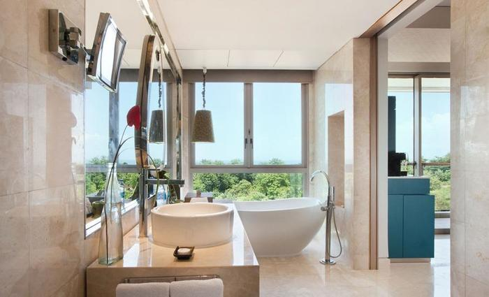 RIMBA Jimbaran BALI by AYANA - East Suite Bathroom
