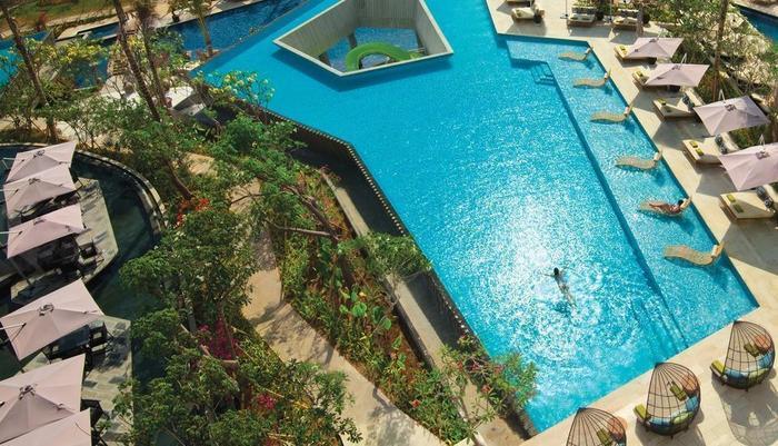 RIMBA Jimbaran BALI by AYANA - RIMBA pool