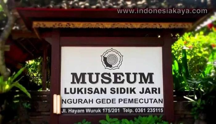 RedDoorz @Mahendradatta Bali - Museum Sidik Jari