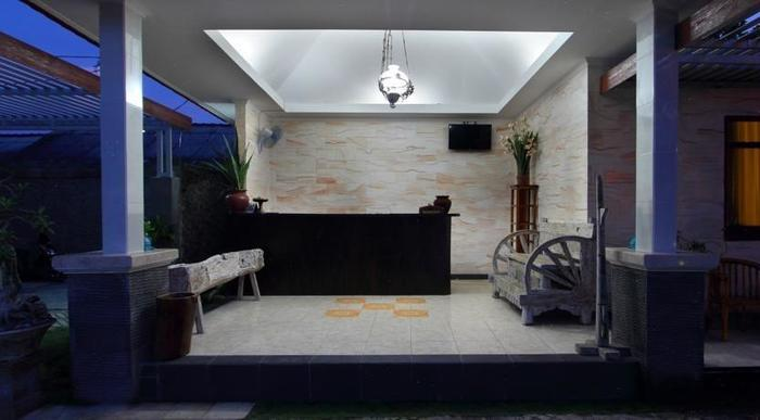 Jimbaran Lestari Hotel   - Interior
