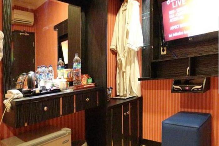 Hotel Rovi Boutique Jakarta - Fasilitas Kamar