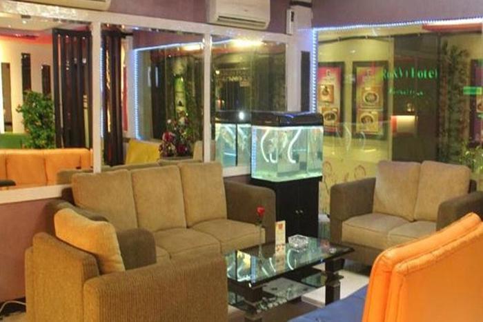 Hotel Rovi Boutique Jakarta - Restoran dan Bar
