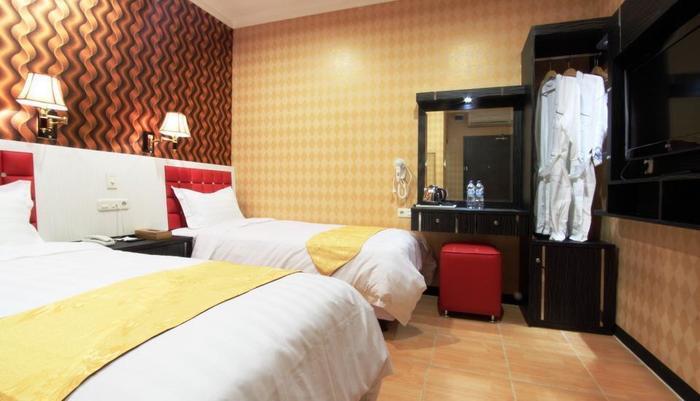 Hotel Rovi Boutique Jakarta - Deluxe Twin 1