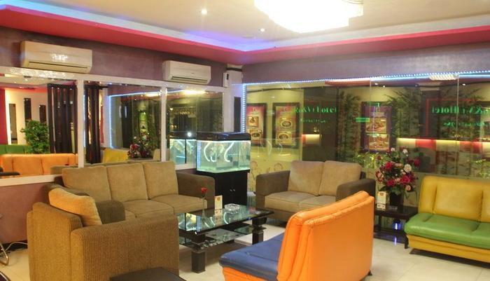 Hotel Rovi Boutique Jakarta - Lobby 2