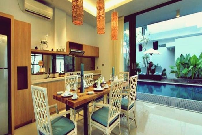 Majestic Point Villa Bali - Ruang Makan