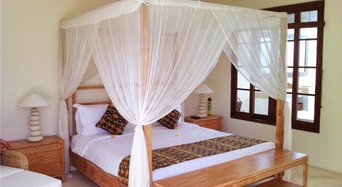 Villa Sahaja Bali - Ruang Tidur