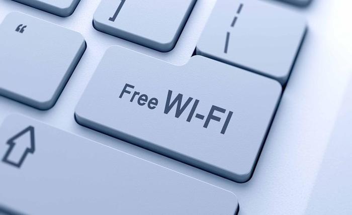 RedDoorz Taman Kebon Sirih Jakarta - Akses WiFi