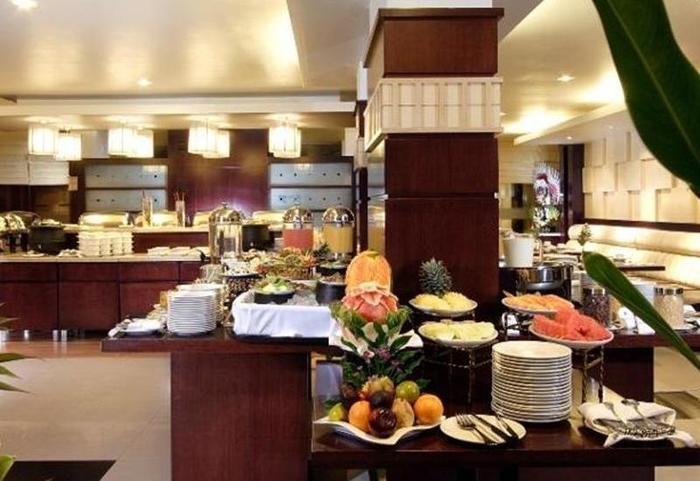 Hotel Sagita Balikpapan - Restaurant