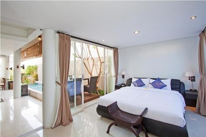 Villa Grace & Milena Bali - Kamar Tamu