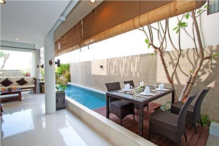 Villa Grace & Milena Bali - Kolam Renang