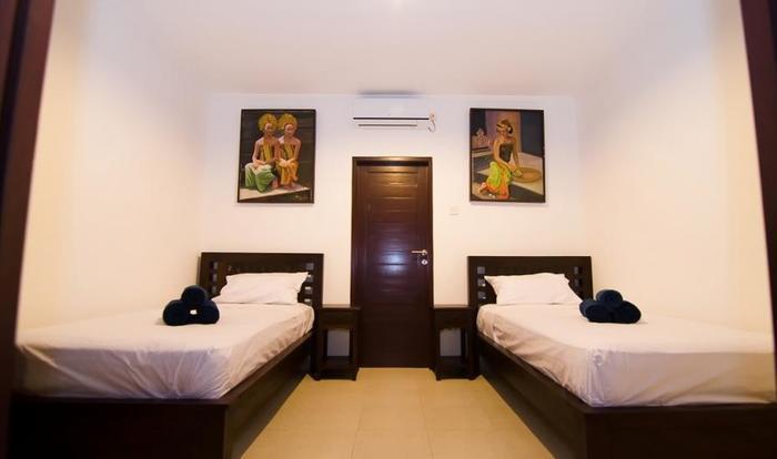 Sanur Guest House Bali - Kamar Twin