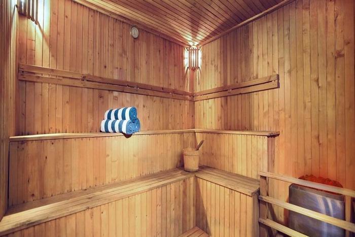 Aston Samarinda - Sauna