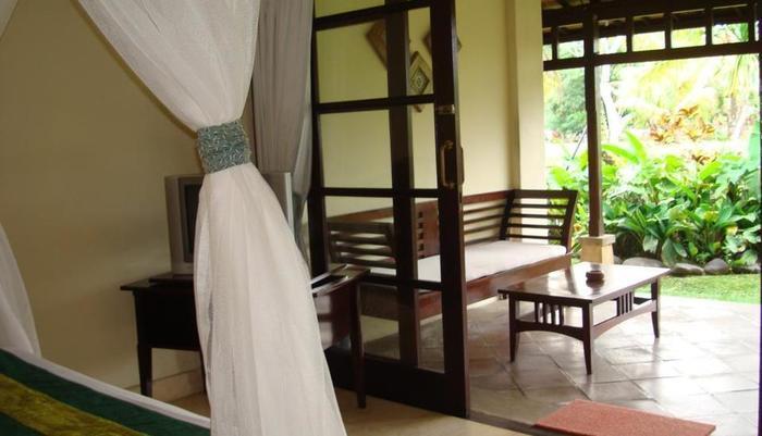 Anini Raka Resort & Spa Bali - Teras