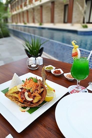 Grand Whiz Nusa Dua - Restoran Anajani