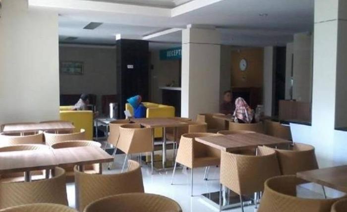 Hotel Arimbi Destik Bandung - Ruang makan