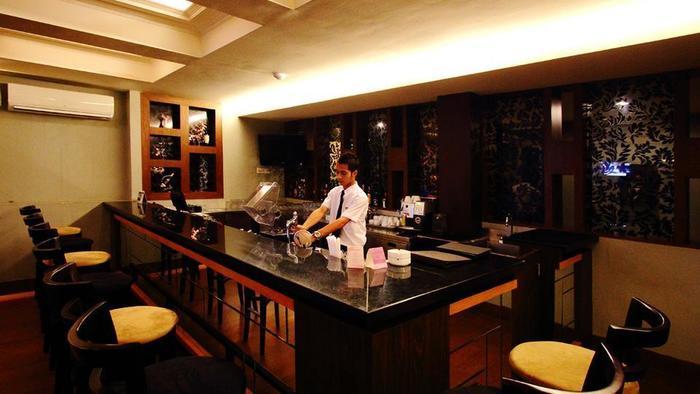Hotel Dafam Cilacap - Coffee Bar