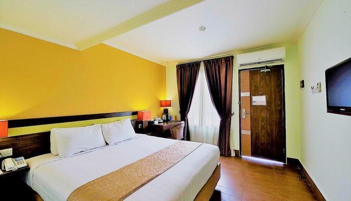 Hotel Dafam Cilacap - kamar deluxe