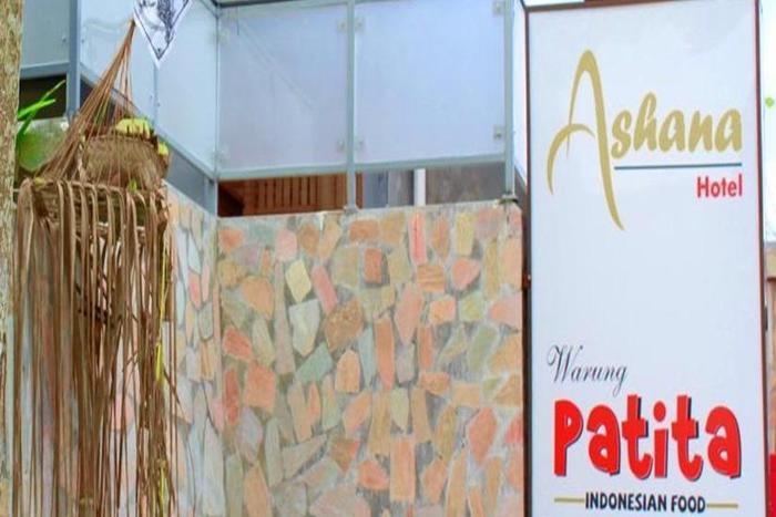 Ashana Hotel Uluwatu - Restoran