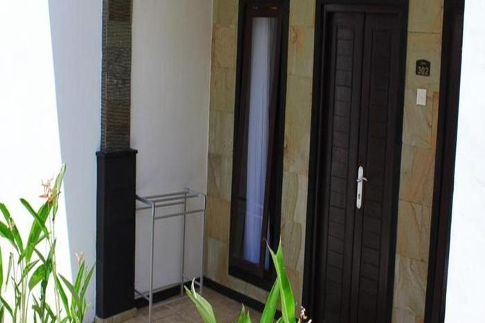 Ashana Hotel Uluwatu - Eksterior