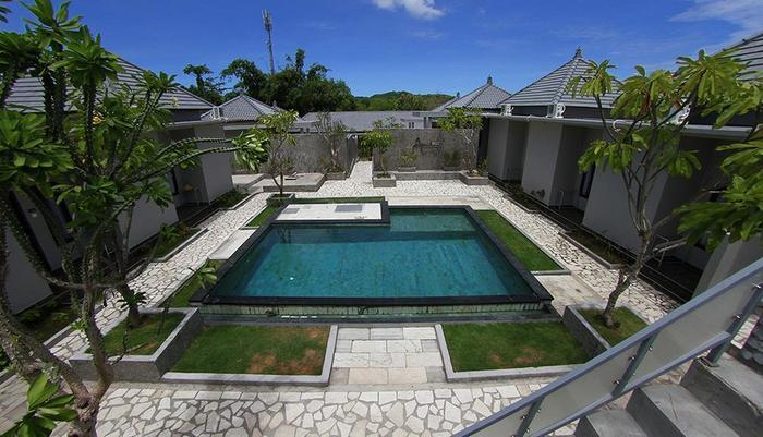 Ashana Hotel Uluwatu - Swimming Pool